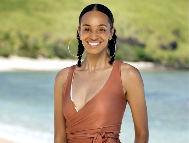 Shantel Smith competes on Survivor, when the Emmy Award-winning series returns for its 41st season, with a special 2-hour premiere, Wednesday, Sept. 22  on the CBS and Global.