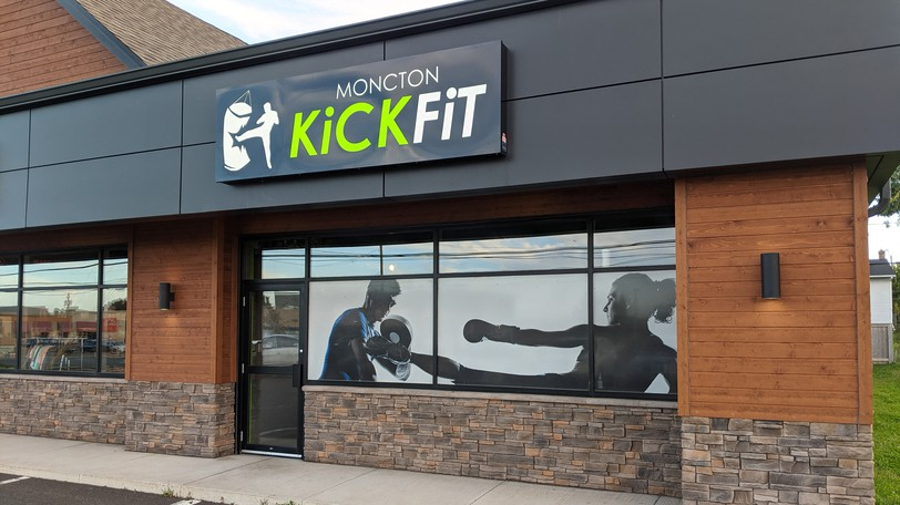 Moncton KickFit, located at1966 Mountain Rd. in the Evergreen Plaza, has closed.