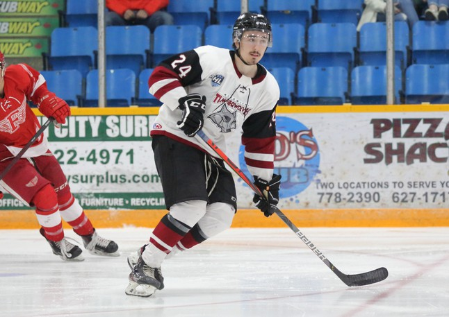 The Miramichi Timberwolves will play a pre-season home-and-home series this weekend against the Campbellton Tigers.