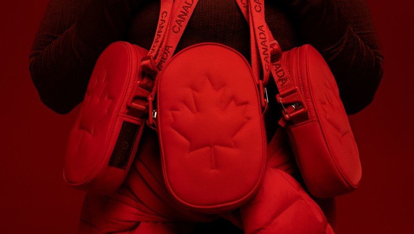 The Future Legacy Bag was one of the first new items dropped as lululemon signed an agreement to be the official outfitter for Canada's Olympic and Paralympic teams.