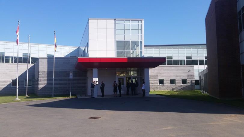 Restigouche Hospital Centre in Campbellton.