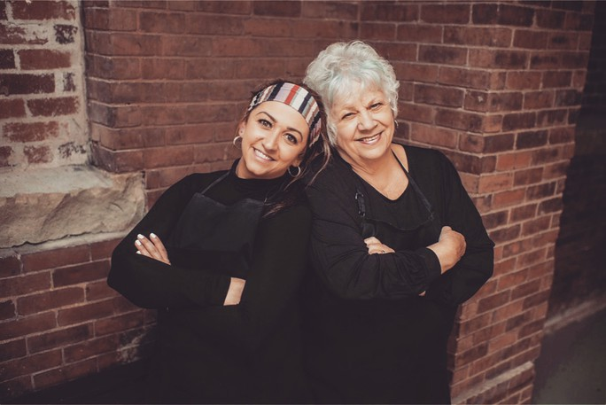 Deanna Dempsey and her grandmother Penny Christie launched LebanOn the Go last year and already the business that sells traditional Lebanese takeout is expanding across the province.