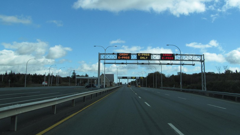 The Nova Scotia government has vowed to remove the tolls from the Cobequid Pass section of Highway 104.