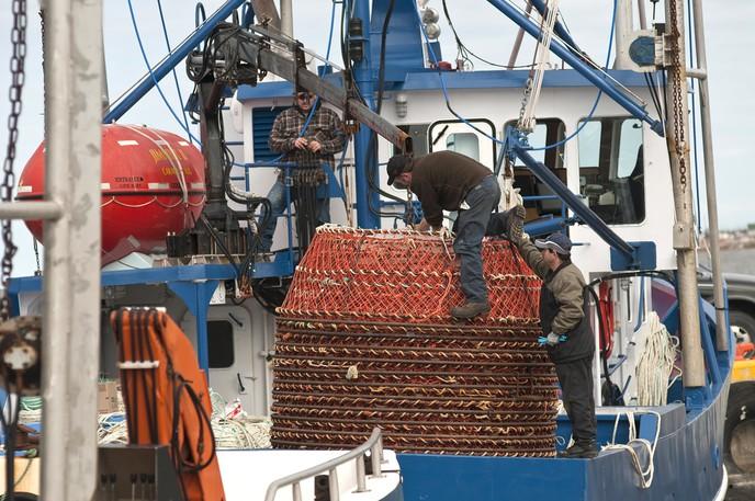 New Brunswick snow crab fishermen will be testing new ropeless fishing gear next season.
