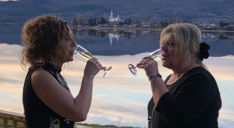 Transmed Inc. co-owners Nathalie Levesque and Rachel Arseneau-Ferguson have had many reasons to celebrate over the last 25 years, including the recent win of one of two Quebec-New Brunswick Innovation and Marketing Awards.