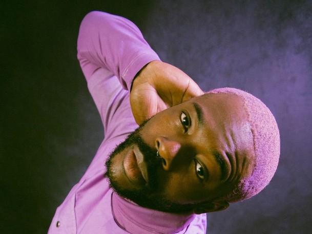 Mauvey, Vancouver/UK-based modern R&B singer.