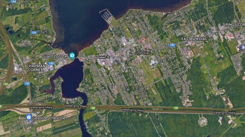 A collision on Hwy. 15 left at motorcyclist with serious but not life-threatening injuries on Friday, Sept. 24, 2021, according to Shediac RCMP.