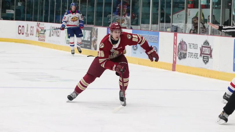 Baie-Sainte-Anne forward David Doucet has made the final Acadie-Bathurst Titan roster ahead of the 2021-22 Quebec Major Junior Hockey League season, which gets underway Friday.