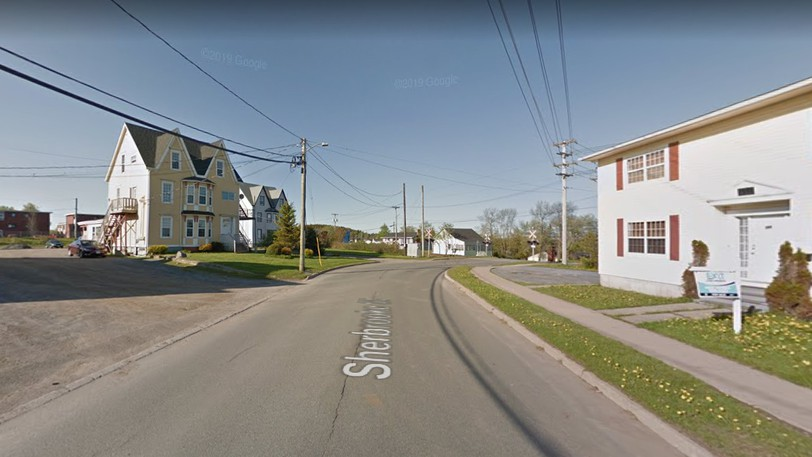 A section of Sherbrooke Avenue will be closed to through traffic on Tuesday.