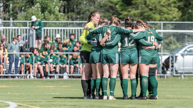 The STU Tommies women's soccer team will be looking to avenge a 1-0 loss to the UNBSJ Seawolves when they meet Sunday at 1 p.m. at Scotiabank Park South turf field.