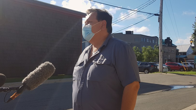 Rodney Levi's uncle Joseph Kenneth Levi called for the return of community policing after his nephew's death left the community of Metepenagiag Miꞌkmaq Nation shaken.