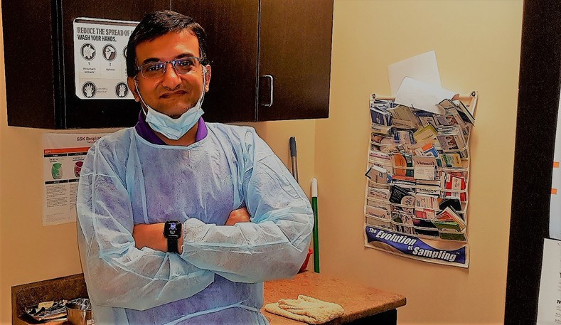 Dr. Mohammad Khaleduzzaman, who operates out of the medical clinic at 435 Regent St., informed patients in a recent letter that he will be closing his practice indefinitely on Dec. 20.