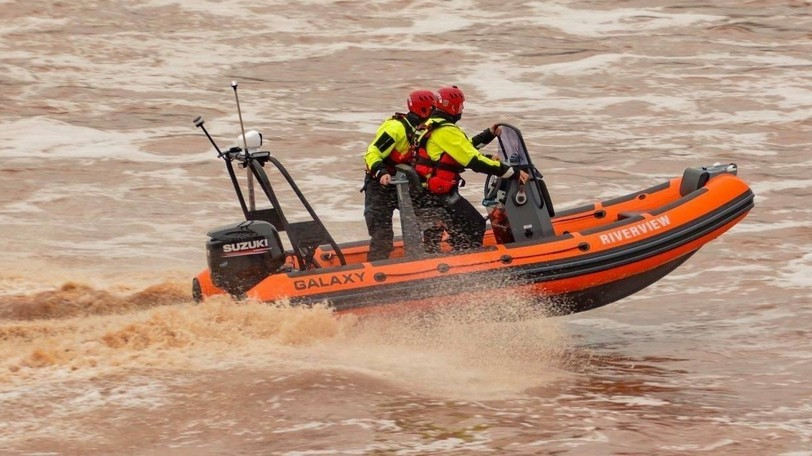 Riverview Fire & Rescue got a new emergency boat in the summer of 2020, but launching it into the Petitcodiac River is still a difficult task.