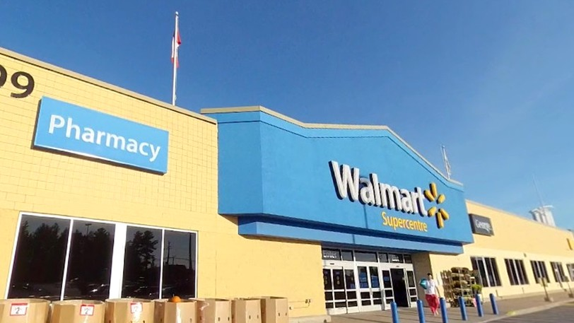 The Walmart in Woodstock, similar to the one in this file photo, had multiple exposures to a person with COVID-19 recently, according to the latest information provided by Public Health.