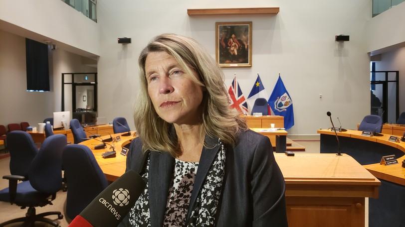 Fredericton Mayor Kate Rogers.