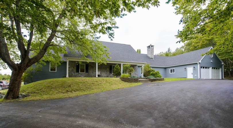 This dream home at 133 Westmount Dr., off the corner of Sandy Point Road and Kennebecasis Drive in Millidgeville, comes with lots of space and privacy.