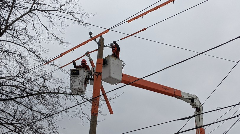 NB Power is reporting22,526 power outages in theKennebecasis Valley and Fundy region along with 95 in the Charlotte Southwest region Oct. 2.
