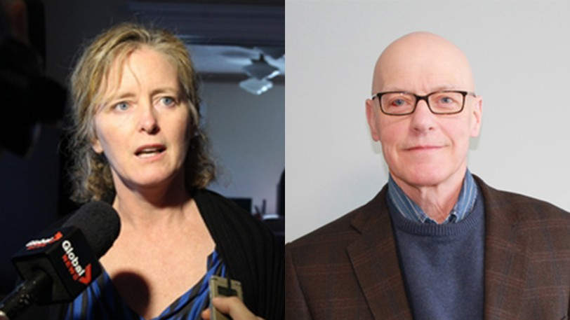 The two chief medical officers of health that preceded Dr. Jennifer Russell - Dr. Eilish Cleary, who led public health from 2008 to 2015 and through H1N1, and Dr. Wayne MacDonald, chief medical officer from 1998 to 2008, who battled SARS - have come together to weigh in.