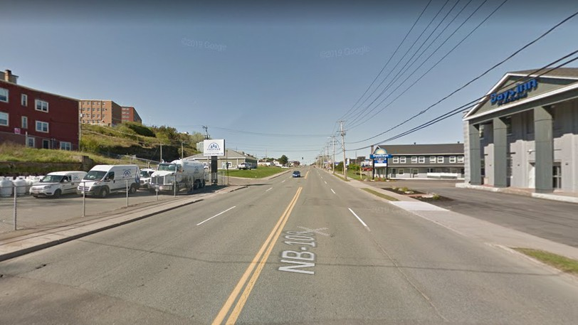A section of City Road will be reduced to one lane on Wednesday.