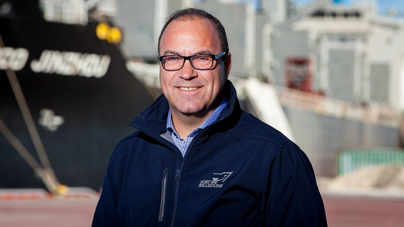 Denis Caron, President and CEO of the Belledune Port Authority has been appointed to the board of directors of the Association of Canadian Port Authorities (ACPA). This is Caron's second time being appointed to the National Board representing port authorities in Canada.