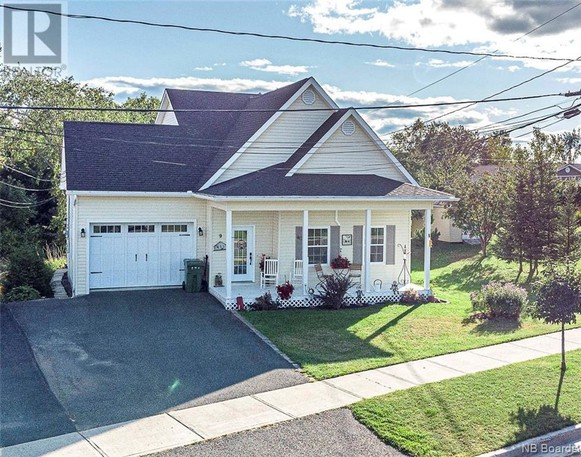 Described as a beautiful executive home, this dream home is situated at 9 Amanda St. in Gilridge Estates, Fredericton.