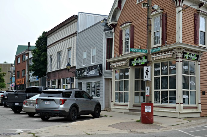 Miramichi city council has passed the first reading of a bylaw establishing the Newcastle Business District and Historic Chatham Business District for 2022.