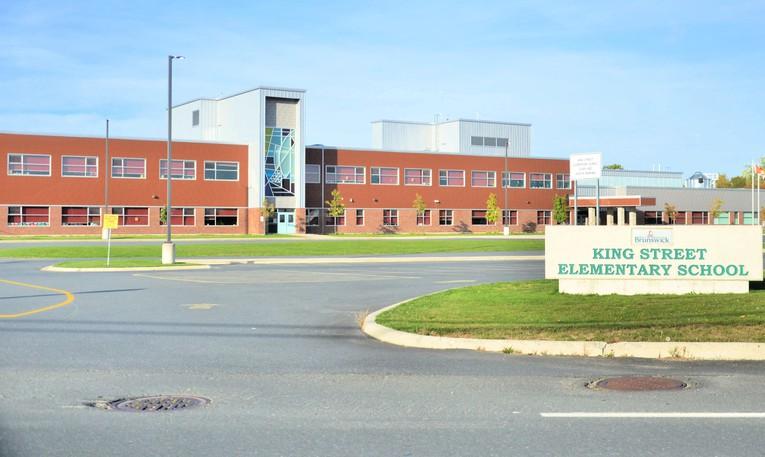 A COVID-19 case has been reported at King Street Elementary School in Miramichi.