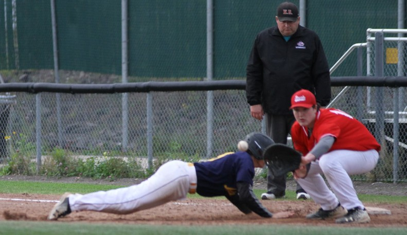 The Mathieu-Martin Matadors and Riverview High Royals are entered in the New Brunswick AAA high school baseball championship, which has been postponed.