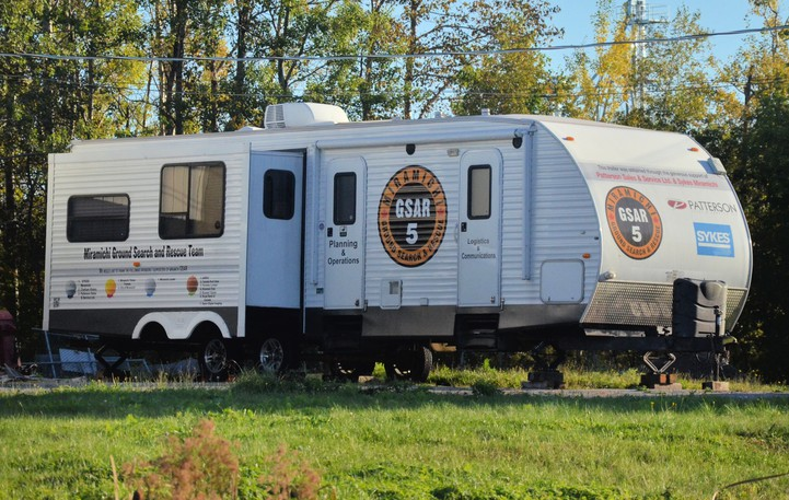 The Miramichi Ground Search and Rescue team's new base is on Dan Cripps Street, in the Chatham Industrial Park. The group is hosting three fundraisers this month.
