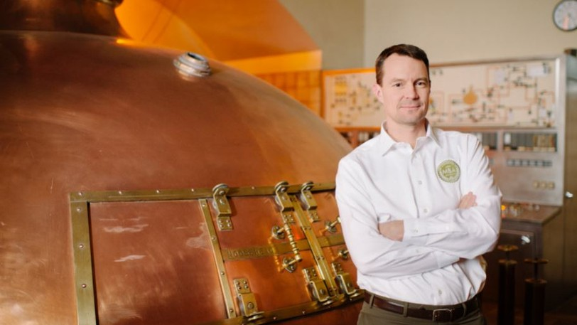 Moosehead Breweries CEO Andrew Oland spoke with business columnist Andrew Macdonald about how his company has navigated the COVID-19 pandemic.