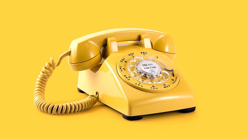 Bill Clarke this week says how he will deal with telemarketers in the future.