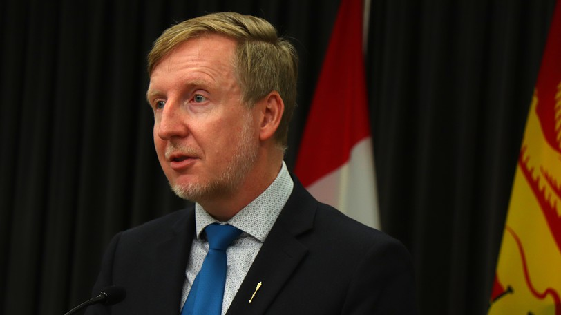 New Brunswick Education Minister Dominic Cardy said the government is having discussions at the department level and the district level on potential contingencies in schools for potential CUPE job action.