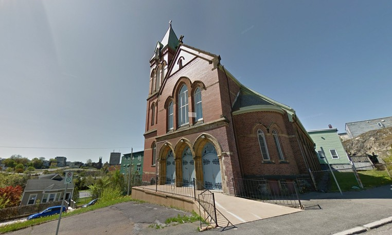 His Tabernacle Family Church, which operates out of The Rockland, is pictured here at 348 Rockland Rd.