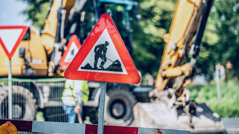 David Henderson's Looking Back column takes a look back at roadwork that has historically impacted Kings County residents.