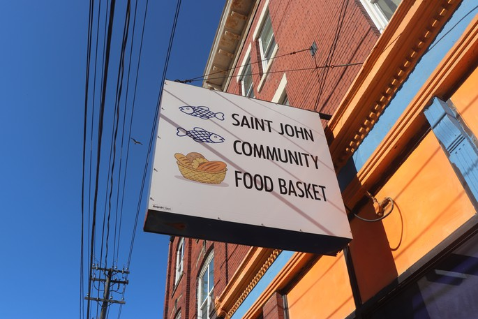 At the Saint John Community Food Basket in uptown Saint John, executive director John Buchanan said except Christmas, they don't treat the holidays much differently than normal times.