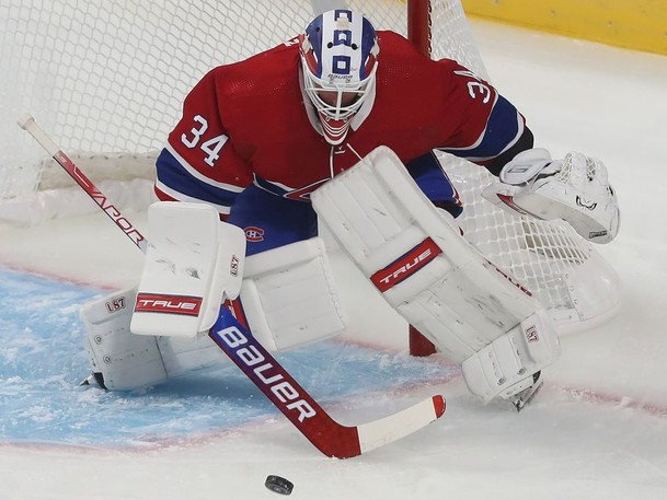 Fredericton's Jake Allen is a proven goalie and was very comfortable in his backup role last season. Now the Canadiens are asking him to be the No. 1 guy, at least for the beginning of the season.