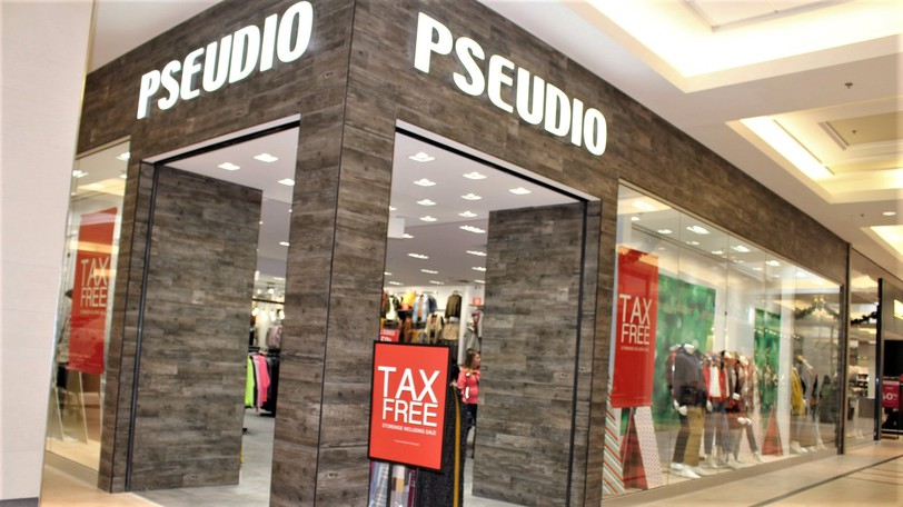 Pseudio, a clothingstore in Fredericton's Regent Mall, is the only new potential COVID-19 exposure sitelisted in Zone 3by Public Health on Wednesday morning.