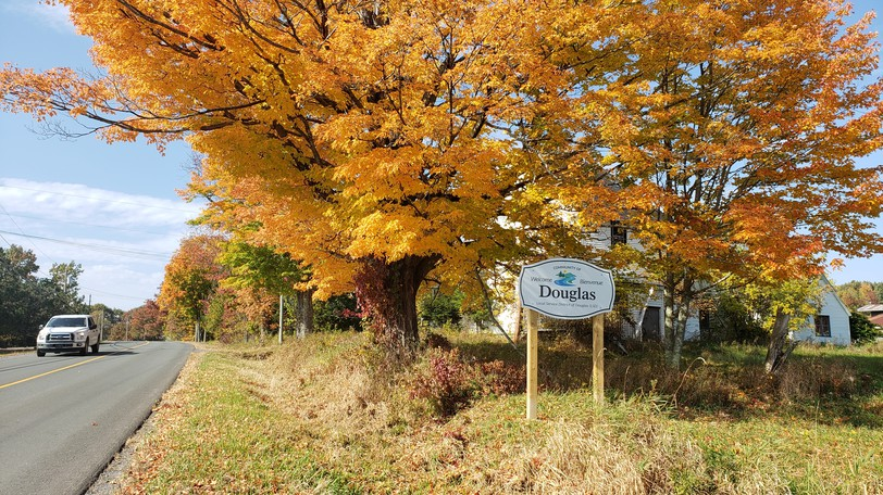 Unincorporated areas, such as Douglas, near Fredericton, are part of a proposal to create a new Nashwaak Rural Community.