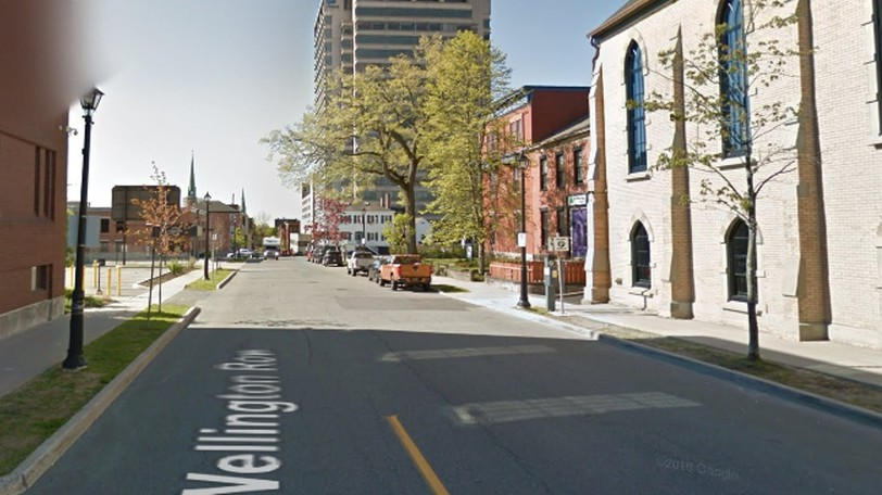 Wellington Row will be closed to traffic from 7 a.m. until 5 p.m. on Thursday and Friday.