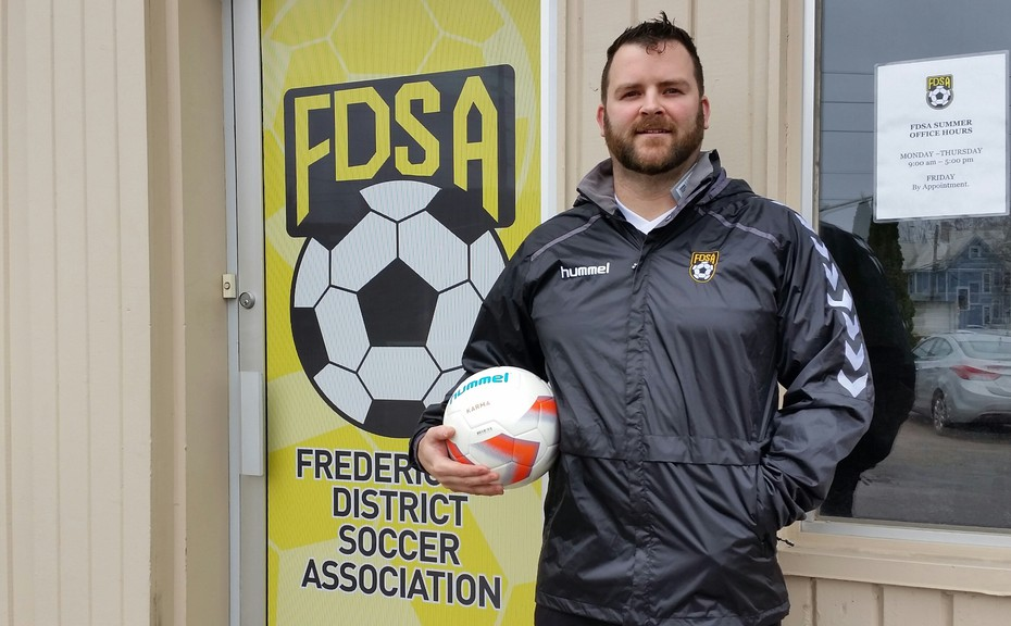 Fredericton District Soccer Association executive director Dennis van den Heuvel expects indoor programming to start Nov. 30. The organization's annual general meeting will be held virtually on Wednesday.