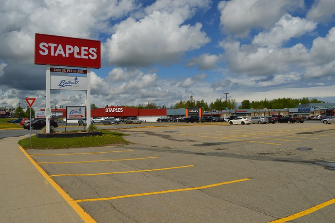 The Place Bathurst Mall on St. Peter Avenue is the newest potential COVID-19 public exposure site in Zone 6.