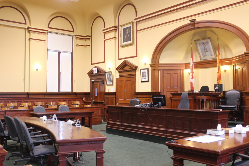 Nathan Turner of Newbridge has pleaded guilty to numerous charges, including break and enter and dangerous driving. He also faces a new charge of uttering threats against police. His next appearance in Woodstock provincial court is set for Aug. 10.