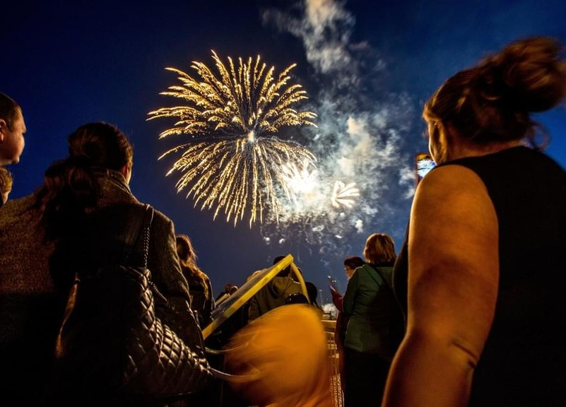 You can only set off fireworks in Saint John if you have a licence and a permit.