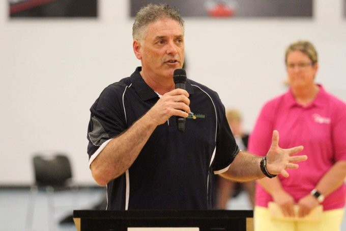 Brad Janes is the founder of the Maritime Women's Basketball Association, which is taking shape in six Maritime locations to begin play in April 2022. He will own the local entry, the Fredericton Freeze.