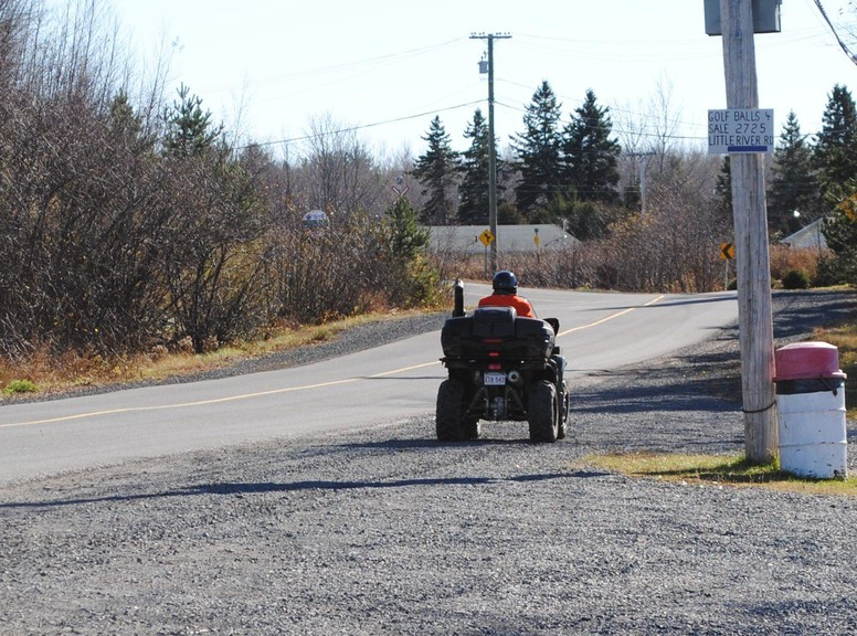 The town of Hartland is asking residents to report illegal off-road vehicle activity in town in an effort to counter a rise in ATVs and dirt bikes using the town's streets and trails.