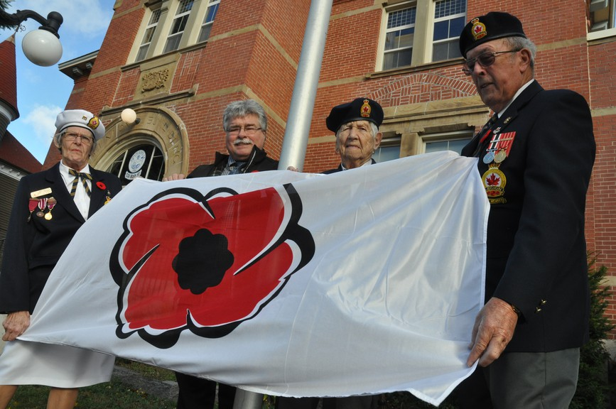 If a Remembrance Day ceremony in Sussex moves forward on Nov. 11, it will be scaled down and not open to the public, says Roxanne Kyle, who manages the Royal Canadian Legion Branch 20.