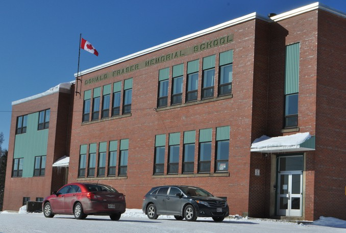 Donald Fraser Memorial School will have a distance learning day on Sept. 13 following the confirmation of two cases of COVID-19 at the Plaster Rock elementary school.