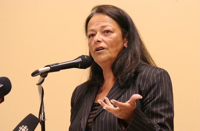 New Brunswick Sen. Pierrette Ringuette.