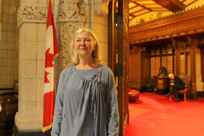 New Brunswick Conservative Sen. Carolyn Stewart Olsen has tried for six years to get a Cruelty-Free Cosmetics Act passed in Parliament.