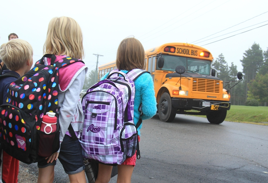 Woodstock police are asking people to keep an eye out for students and buses as they travel to school on Sept. 7.